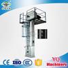 High quality healthy food grade bucket elevator from Yongqing Screen Machine