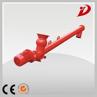 small automatic grain cement sand powder flexible screw conveyor