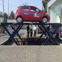 hydraulic parking car lift