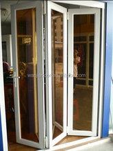 Luxury Exterior Aluminum Folding Door for Garden Living Room