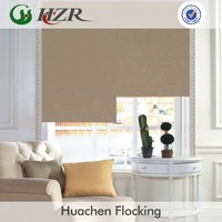 100% shading rate Window Location and cationic Style woven blackout fabric making roman shades