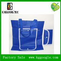 2014 New design promotional nonwoven foldable shopping bag Reusable shopping bags