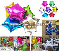different kinds of party ballon