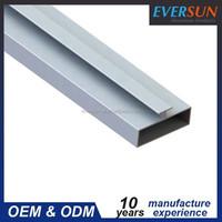 Anodized 6063 T5 aluminium window door frame