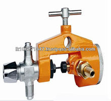 automatc spray gun for surface treatment line