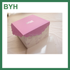 packaging box with handle/cake packaging box/paper packaging box