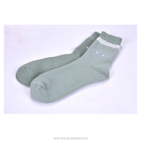 Low MOQ Woman Socks Sock With High Quality Bamboo Fiber