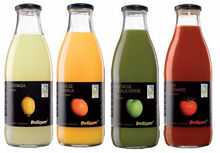 Spanish Organic Fruit & Vegetable Juices
