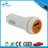 For Christmas present wholesale cell phone 2 port usb charger