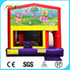 CILE Durable Spongebob Inflatable Bouncy Castle Play Center for Kiddie