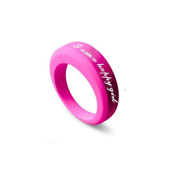 Custom Silicone Wedding Rings 002 - Custom Silicone Wedding Rings