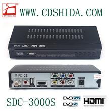 SDC-3000S dvb s2 fta receiver