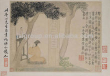 Beautiful Acient Chinese Painting as Collection