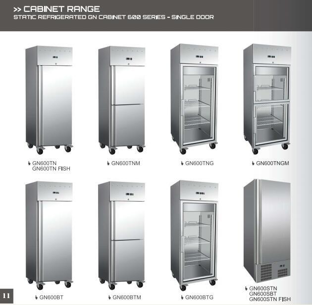 Static refrigerated GN cabinet 600 series single door 1.jpg