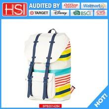 audited factory wholesale price mass?stock pvc school bag