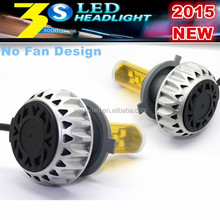 H7 no fan led light motocycle