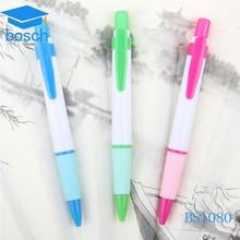 gift stationary plastic clip ball pen for promotion