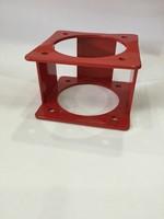 Precision Custom Sheet Metal Welding Support Leg
