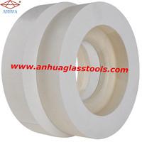 ANHUA Durable Glass polishing wheel X5000 - for Suntech Machine