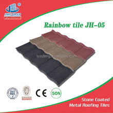Plates roofing prices,Sand coated metal roofing tiles