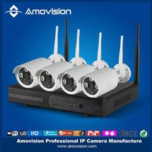 wireless NVR kit,wifi ip camera with nvr kit,h.264 wifi nvr kits