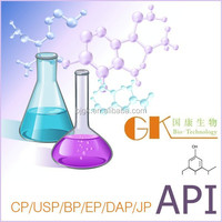 White powder Sulfathiazole sodium,144-74-1