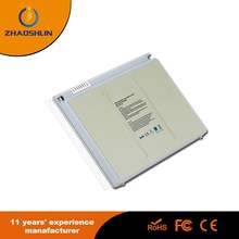high capacity dependable performance 6cells 5800mah 10.8v laptop battery for apple macbook A1175