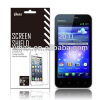 3 Layers pet lcd screen protector for Huawei honor oem/odm (Anti-Fingerprint)
