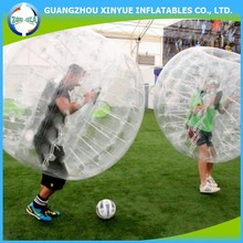 EU standard high quality inflatable body bumper ball