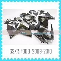 Aftermarket ABS motorcycle Fairing for SUZUKI GSXR1000 K9 2009 2010