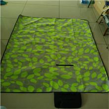 Brand new bbq grill mat food grade bamboo picnic mat