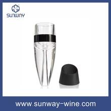 Upgraded Acrylic Wine Aerator,wine aerator decanter glass in cheap price