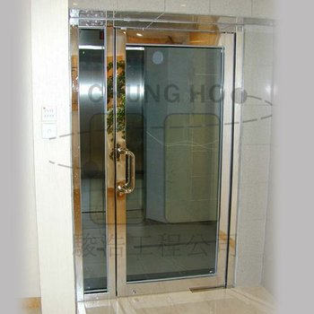 Fire Rated Single Door W One Hour Fire Rated Fixed Panel Buy Fire Door Pro