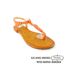 flip flop buckle fashion style ladies upper for sandal picture chappal with stones sandals