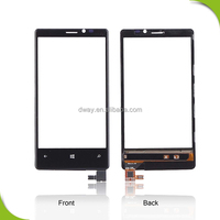 Factory Supply repair touch glass for Nokia lumia 1020 N800 925 920 front glass replacement
