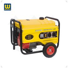 Wintools WT02281 single phase ac generator 220v power small gasoline generator