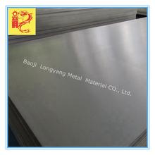 Ti6al4v grade 5 titanium sheet with thickness 4mm ASTM B265