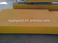 FRP/GRP grating, grillage, fence for tree, garden architecture, landscaping