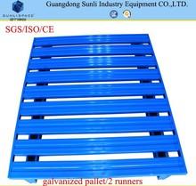 Sunli Industrial Rack 1200x1200 Stackable Stainless Steel Box Pallet