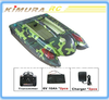 ST Model Newest JABO-3C 2.4g 6ch 6 channal Remote Control Bait Boat Fish Finder RTR RC toy boat hot sale