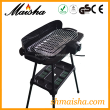 MS 2000w electric grill rotary grill BBQ-02A