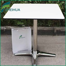 Decorative laminate wood table top for sale
