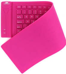 Hot Bulk Wireless Bluetooth Silicone Keyboard soft keyboard
