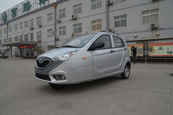 600CC three wheel motorcycle with car design best finishing
