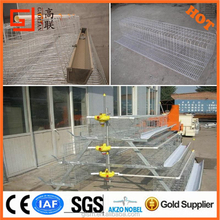 automatic galvanized layer chiken cages/cheaper and high quality bird cage, rabbit cage,chiken cage hot sale ISO