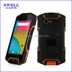 HG04 4G rugged smartphone Qualcomm MSM8926 quad core waterproof unlocked cell phone rugged hanheld PDA