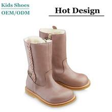 2015 Most popular wholesale kids long boots