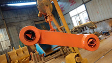 Promotion welding and precision casting style kubota JB55 ZX470 swing joint/link for excavator