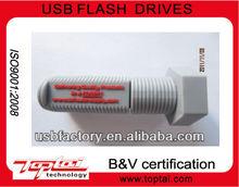 screw usb flash drive,pvc usb flash drive,62gb usb flash drive