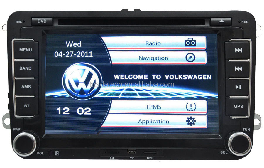 Wholesale New Fashion Hot Sale Car DVD player for VW lavida ...